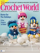Crochet World Magazine 12/1/2017