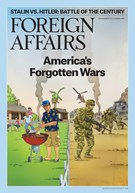 Foreign Affairs Magazine 11/1/2017