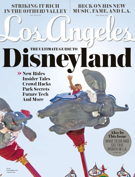 Los Angeles Cover - 11/1/2017