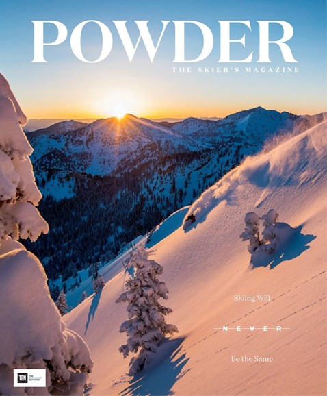 Powder Cover - 11/1/2017