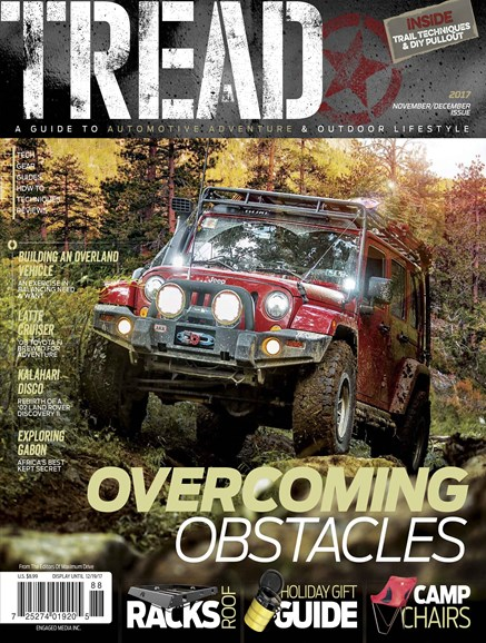 Tread Cover - 11/1/2017