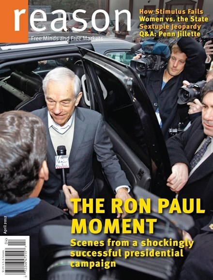 Reason Cover - 4/1/2012