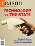 Reason Magazine 12/1/2013