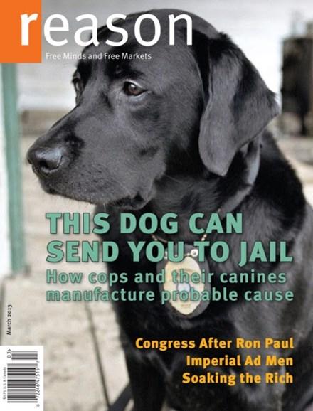 Reason Cover - 3/1/2013