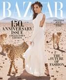 Harper's Bazaar Magazine 11/1/2017