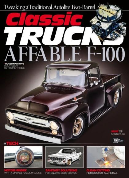 Classic Trucks Cover - 1/1/2018