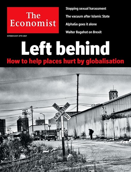 The Economist Cover - 10/21/2017