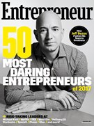 Entrepreneur Magazine 11/1/2017