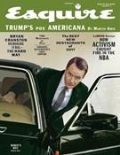 Esquire Magazine 11/1/2017