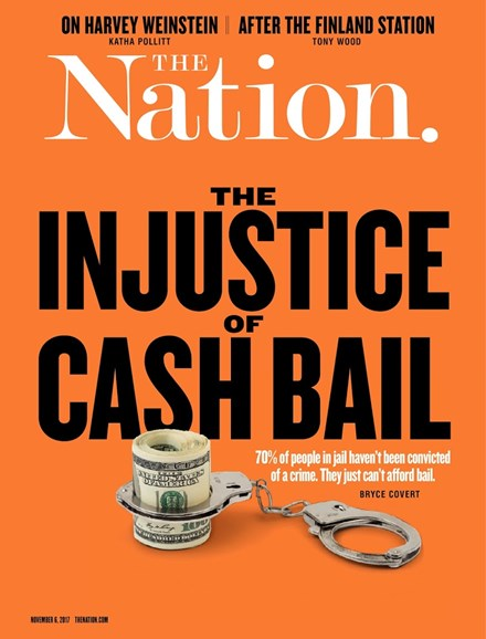 The Nation Cover - 11/6/2017