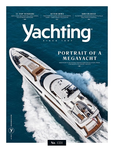 Yachting Cover - 11/1/2017