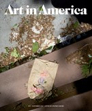Art In America Magazine 11/1/2017