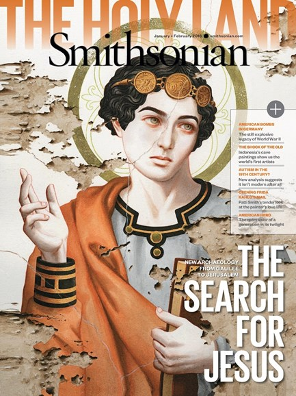 Smithsonian Cover - 1/1/2016