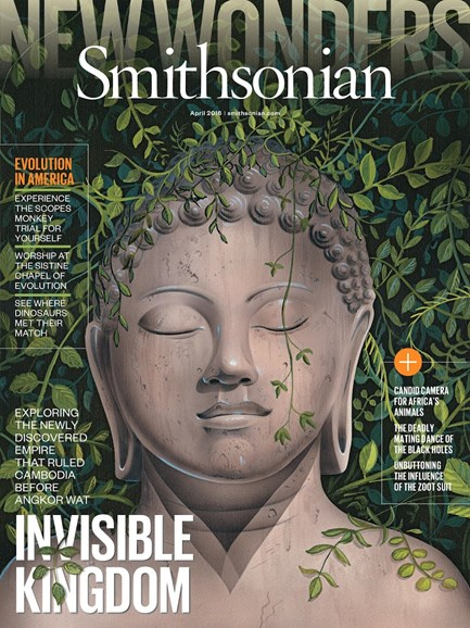 Smithsonian Cover - 4/1/2016