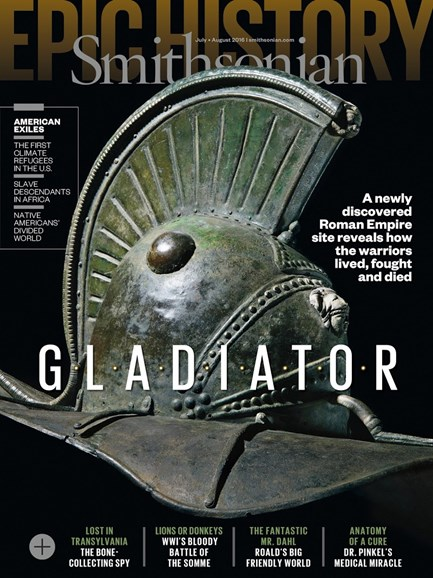 Smithsonian Cover - 7/1/2016