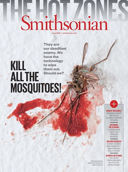 Smithsonian Cover - 6/1/2016