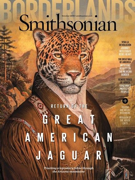 Smithsonian Cover - 10/1/2016