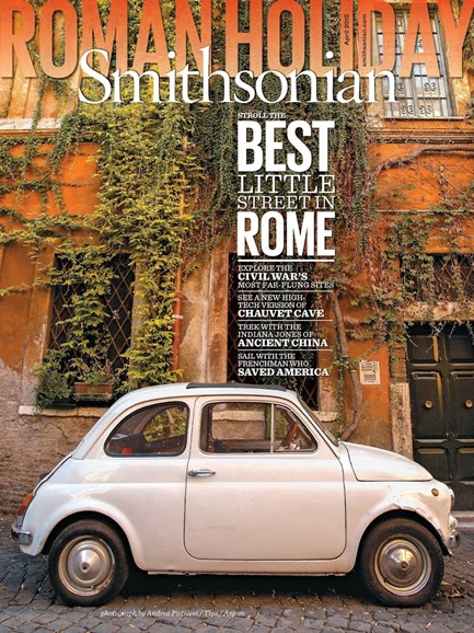 Smithsonian Cover - 4/1/2015