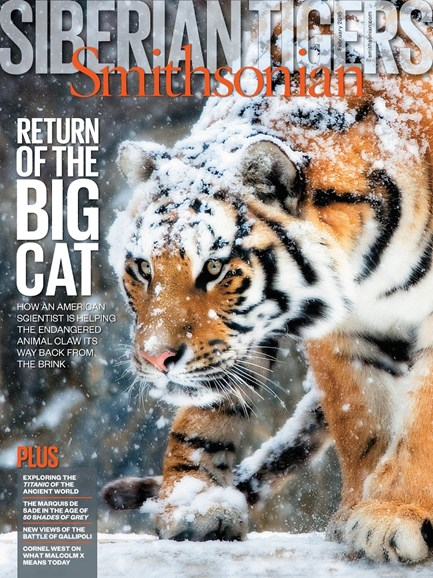 Smithsonian Cover - 2/1/2015