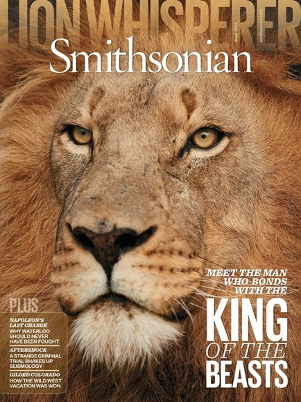 Smithsonian Cover - 6/1/2015