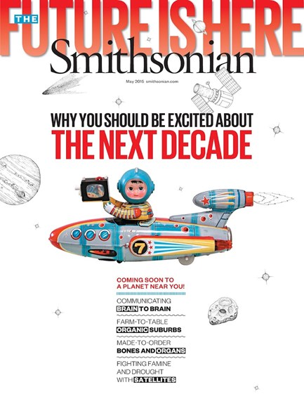 Smithsonian Cover - 5/1/2015