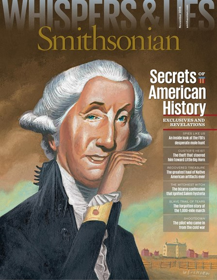 Smithsonian Cover - 11/1/2015