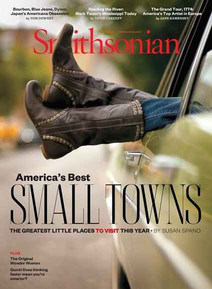 Smithsonian Cover - 4/1/2014