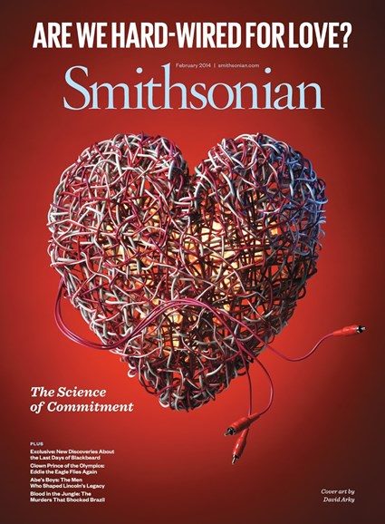 Smithsonian Cover - 2/1/2014