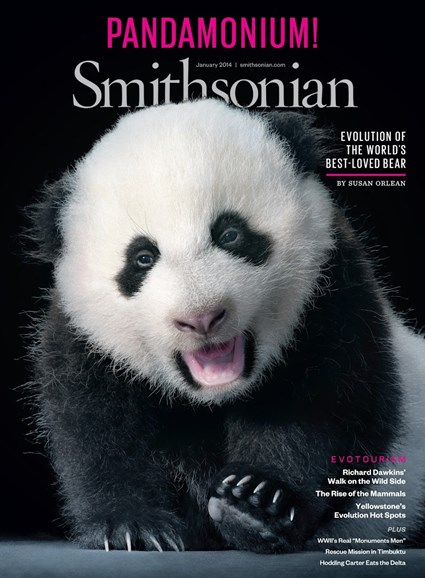 Smithsonian Cover - 1/1/2014