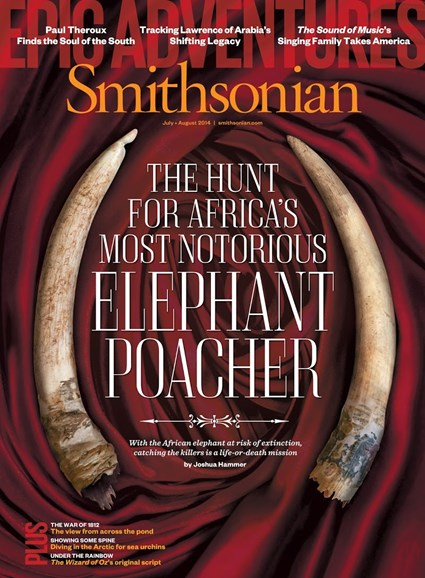 Smithsonian Cover - 7/1/2014