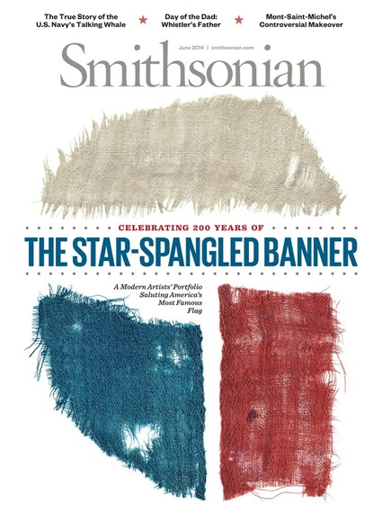 Smithsonian Cover - 6/1/2014