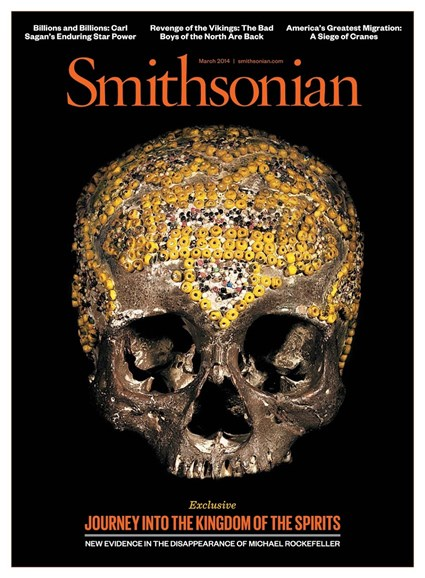 Smithsonian Cover - 3/1/2014