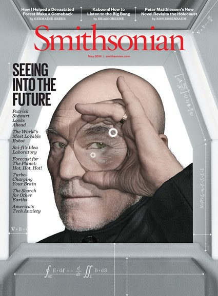 Smithsonian Cover - 5/1/2014