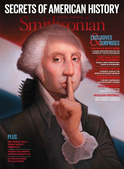 Smithsonian Cover - 10/1/2014