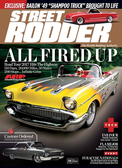 Street Rodder Cover - 12/1/2017