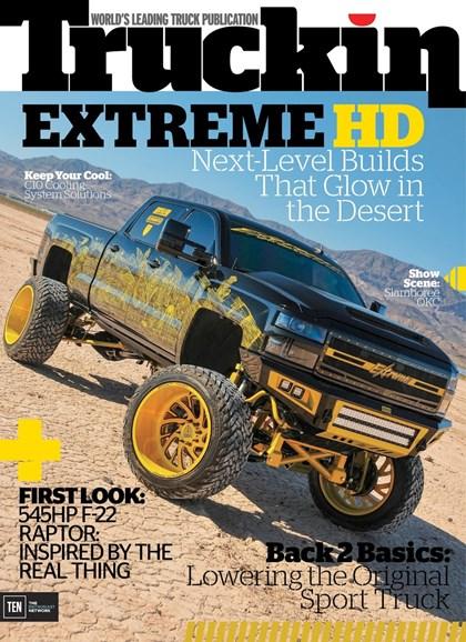 Truckin' Cover - 11/30/2017