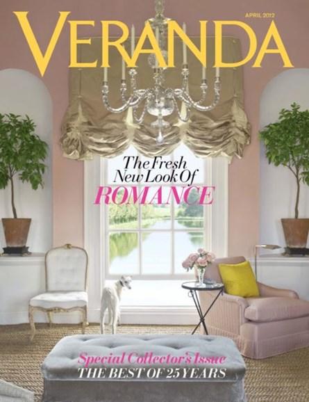 Veranda Cover - 4/1/2012