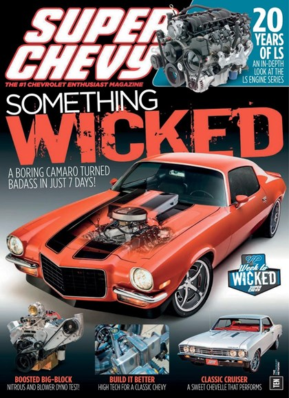 Super Chevy Cover - 12/1/2017