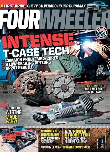 Four Wheeler Cover - 12/1/2017