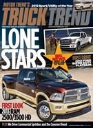 Truck Trend Magazine 1/1/2013