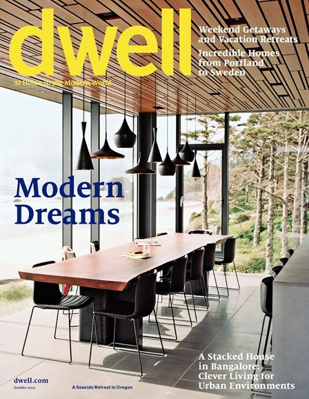 Dwell Cover - 10/1/2014