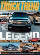Truck Trend Magazine 1/1/2018