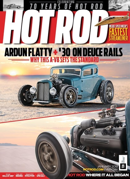 Hot Rod Cover - 1/1/2018
