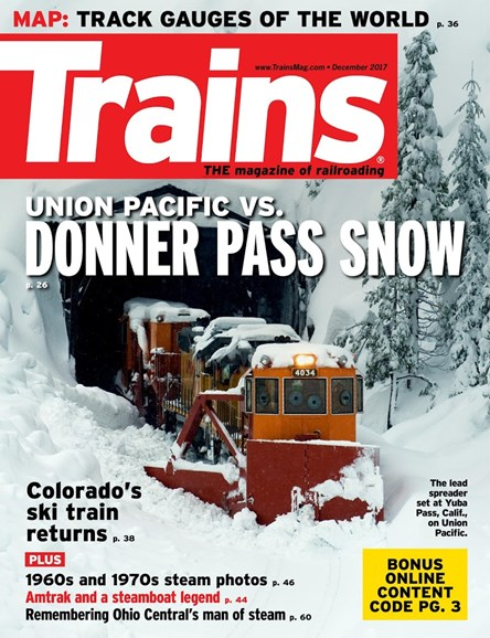 Trains Cover - 12/1/2017