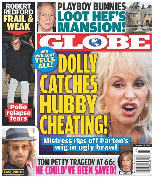 Globe Cover - 10/23/2017