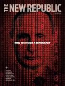 The New Republic Magazine 12/1/2017