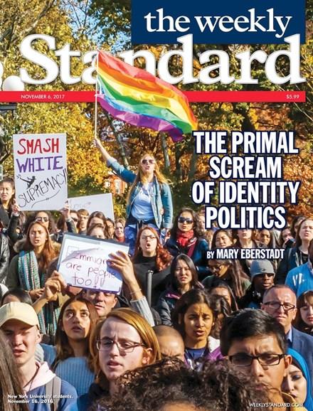 Washington Examiner Cover - 11/6/2017