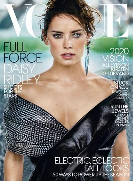 Vogue Cover - 11/1/2017