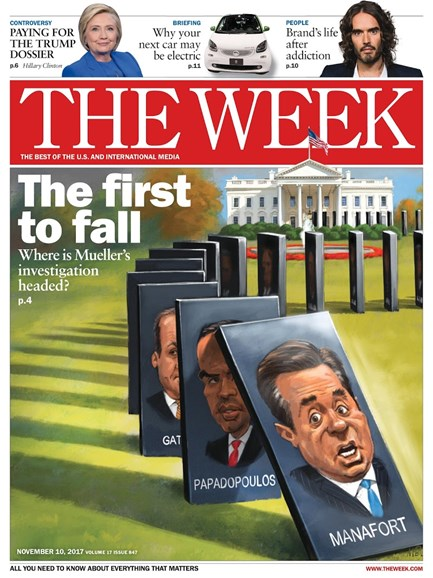 The Week Cover - 11/10/2017
