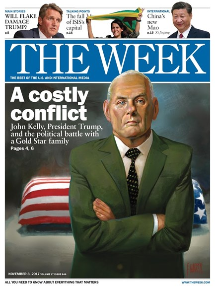 The Week Cover - 11/3/2017